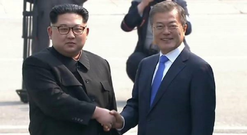 Photo of شمالی کوریا کے ساتھ باہمی اعتماد کے فروغ پر یقین رکھتے ہیں :جنوبی کوریا