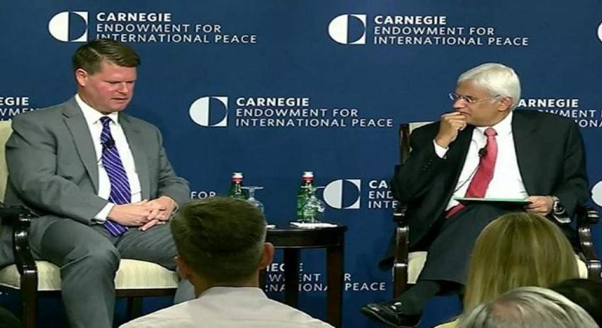 Photo of طالبان کو طاقت کی بجائے سیاسی عمل کے ذریعے امن عمل میں شامل کیا جائے گا، امریکی اسسٹنٹ سیکرٹری
