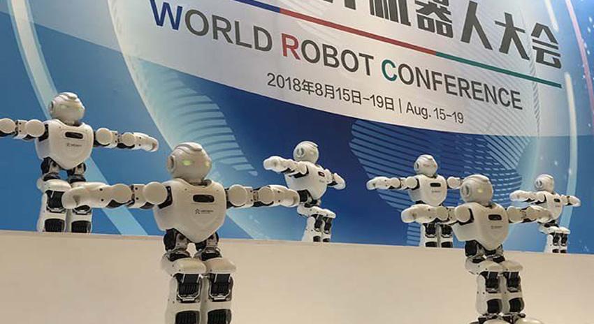 Photo of بیجنگ میں ورلڈ روبوٹ کانفرنس میں نت نئے روبوٹس متعارف