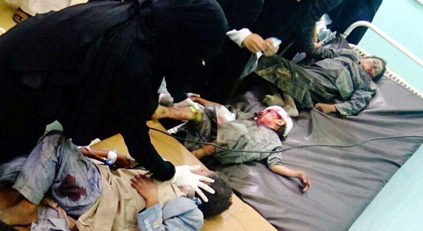 Photo of یمن: سعودی اتحاد کا فضائی حملہ، 22 بچوں سمیت 30 افراد شہید