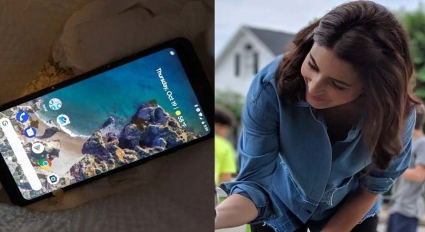 Photo of پکسل کی تصاویر آئی فون سے اپ لوڈ کرنا انوشکا کو مہنگا پڑگیا