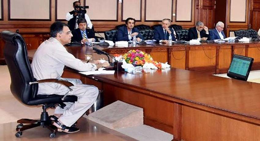 Photo of نیا قومی مالیاتی کمیشن بنانے کیلیے وزیرخزانہ کا چاروں وزرائے اعلیٰ کو خط