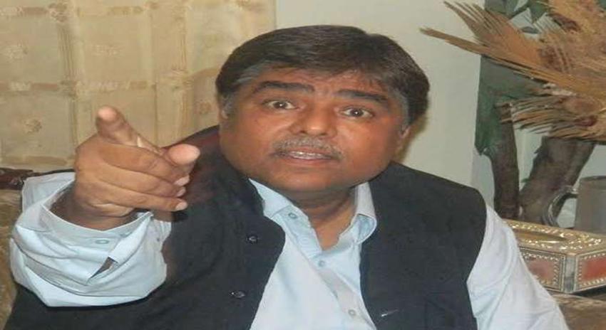 Photo of ایم کیو ایم بہادرآباد کے درباری مہاجر اس پر خوش ہیں کہ انہیں وزارت مل گئی ہے، ڈاکٹر سلیم حیدر
