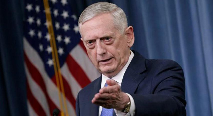 Photo of امریکی وزیر دفاع جیمز میٹس کا غیر اعلانیہ دورہ افغانستان