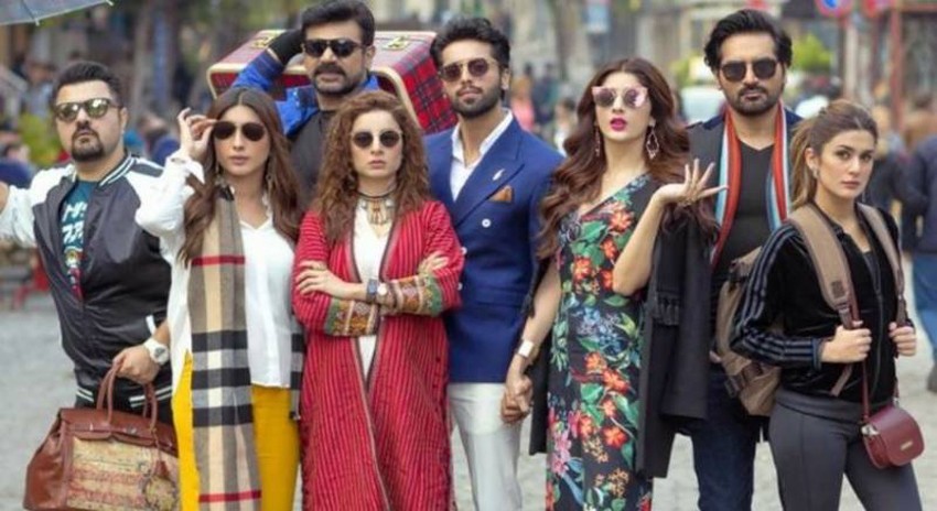 Photo of جوانی پھر نہیں آنی 2 ' پاکستان کی سب سے زیادہ بزنس کرنے والی فلم بن گئی'