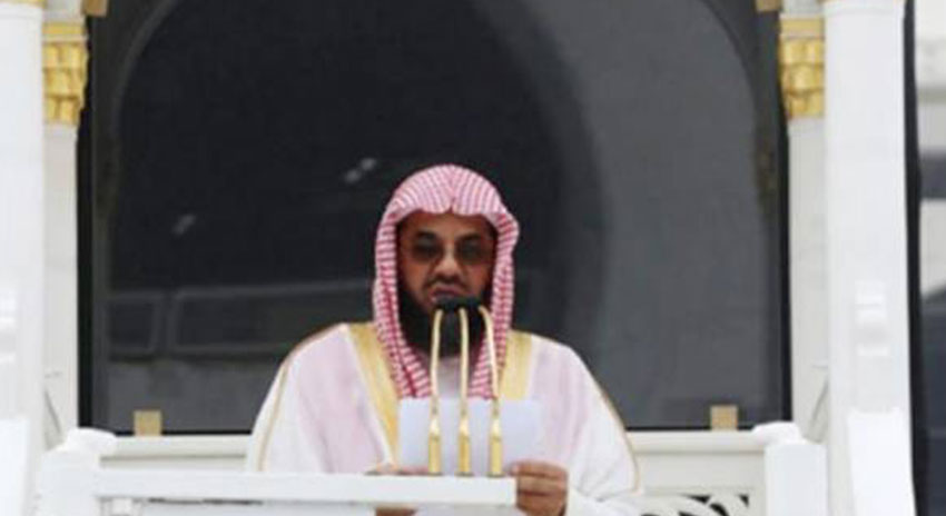 Photo of اسلام نے متوازن زندگی گزارنے کیلئے بچت کی ترغیب دی ہے، امام حرم شیخ ڈاکٹر سعود الشریم
