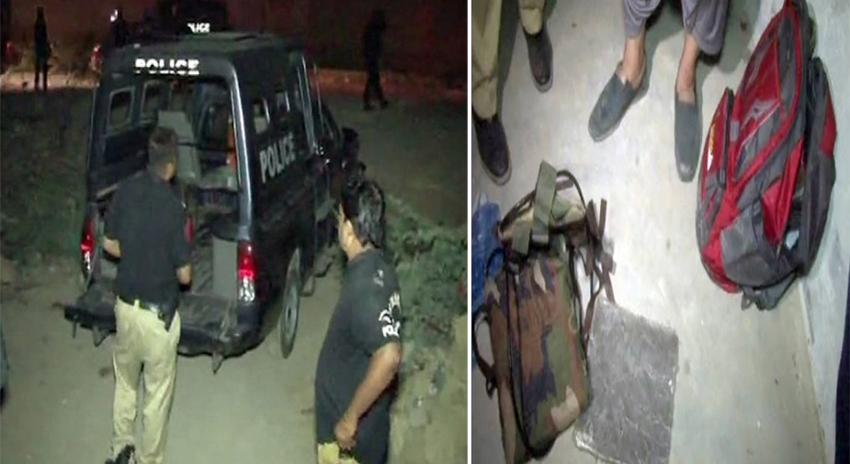 Photo of کراچی: اتحاد ٹاؤن میں مبینہ پولیس مقابلہ، ٹی ٹی پی کے 3 دہشت گرد ہلاک