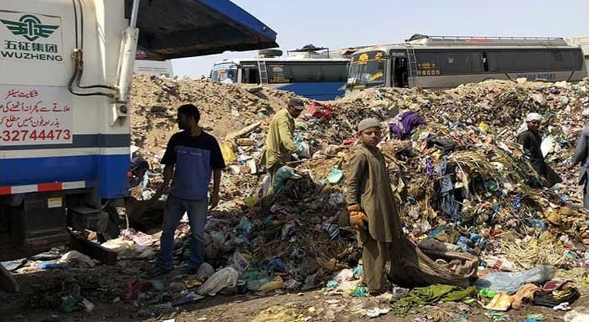 Photo of کراچی کا ری سائیکل نہ ہونے والا کچرا 200 میگاواٹ بجلی بنا سکتا ہے، حبکو
