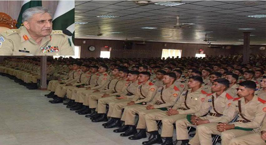 Photo of وطن کی حرمت اور سلامتی ہر چیز پر مقدم ہے، سربراہ پاک فوج