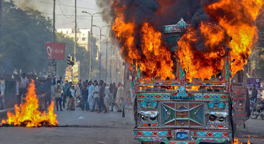 Photo of سندھ ہائیکورٹ کا سانحہ 12 مئی کی تحقیقات کیلئے جے آئی ٹی بنانے کا حکم
