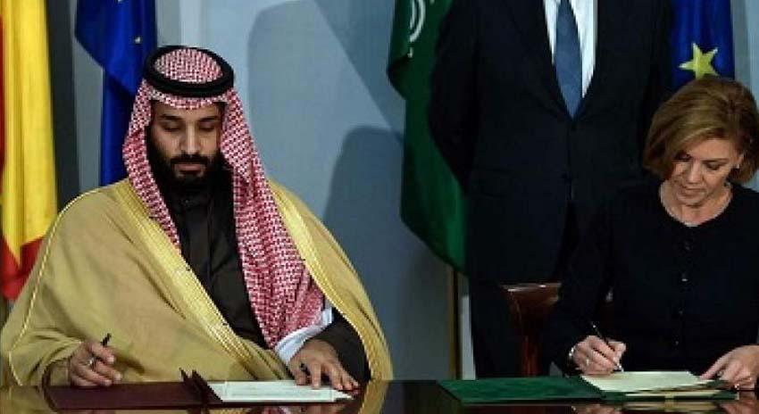 Photo of اسپین کا سعودی عرب کو لیزر گائیڈڈ بم دینے سے انکار