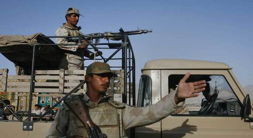 Photo of پشاور میں سکیورٹی فورسز کی کارروائی، دہشتگرد خودکش جیکٹ سمیت گرفتار