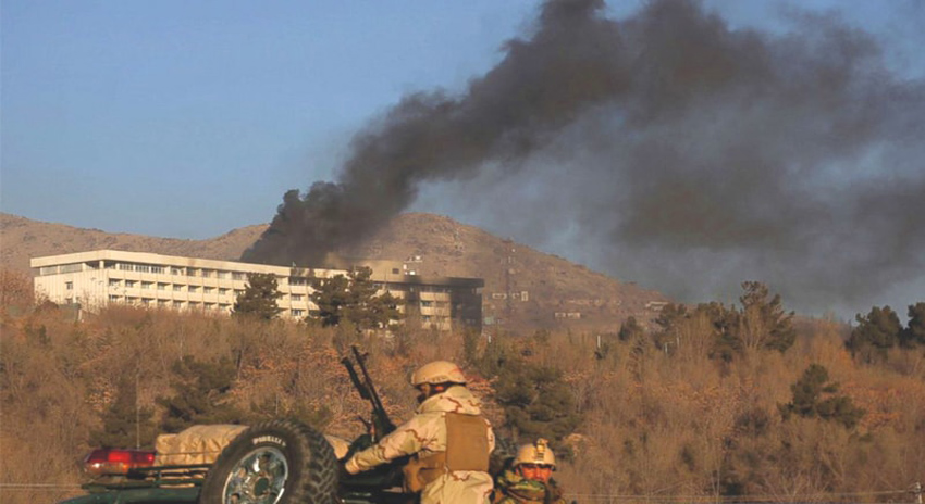 Photo of کیا افغانستان واقعی امریکا کے لیے ایک اور ویتنام ہے؟