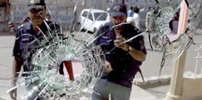 Photo of پشاور میں ٹارگٹ کلنگ،مذہبی رہنما اسماعیل درویش گن مین سمیت جاں بحق
