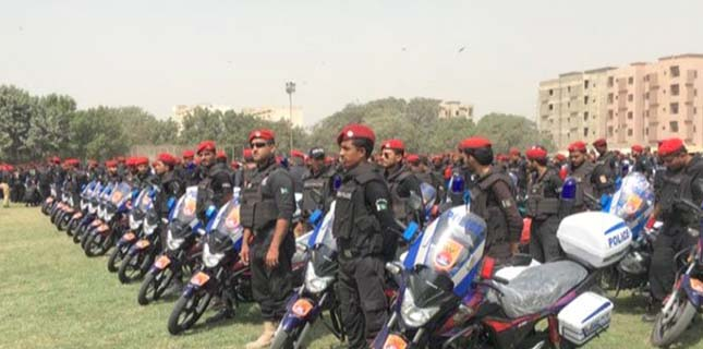 Photo of کراچی :اسٹریٹ کرائم پر قابو پانے کیلئے 'واچ فورس'تیار