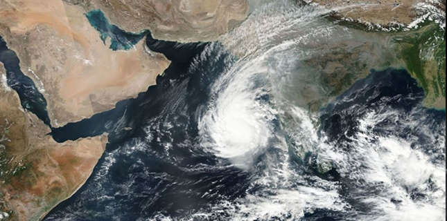 Photo of کراچی، آئندہ ہفتے سمندری طوفان لوبان آنے کا امکان