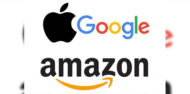 Photo of ایپل، گوگل اور امیزون سب سے زیادہ تین قابل قدر برانڈز قرار پائے