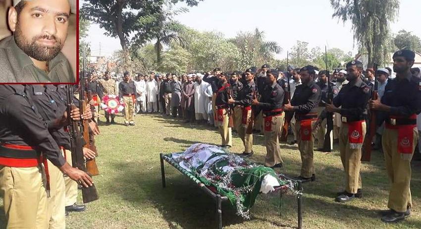 Photo of ڈی آئی خان، نامعلوم افراد کی فائرنگ سے پولیس اہلکار جاں بحق