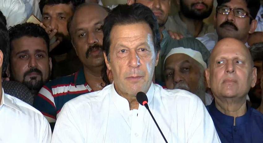 Photo of وزیراعظم نے 'کلین اینڈ گرین پاکستان' کے نام سے ملک گیر صفائی مہم کا افتتاح کردیا