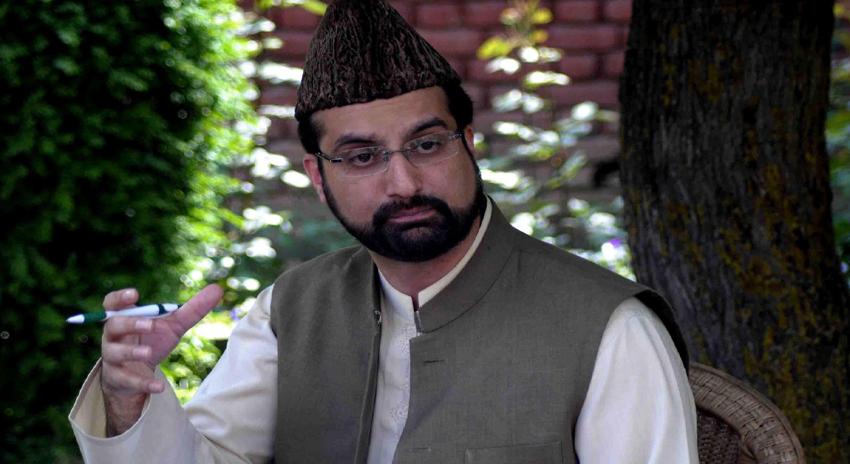 Photo of کشمیر کا پرامن حل صرف مذاکرات سے ہی نکالا جا سکتا ہے، میرواعظ عمر فاروق
