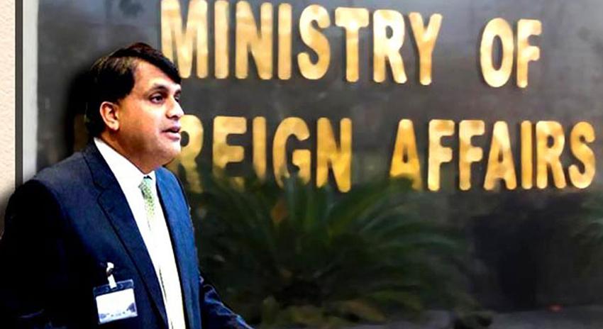 Photo of پاکستان، بھارت سے بات چیت سے گھبراتا نہیں، ترجمان دفتر خارجہ