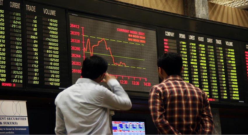 Photo of ہفتہ رفتہ،اسٹاک مارکیٹ میں تیزی کا رجحان، سرمائے میں 210 ارب روپے سے زائد کا اضافہ