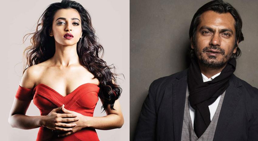 Photo of رادھیکا اور نوازالدین کی 'رومانوی کہانی'