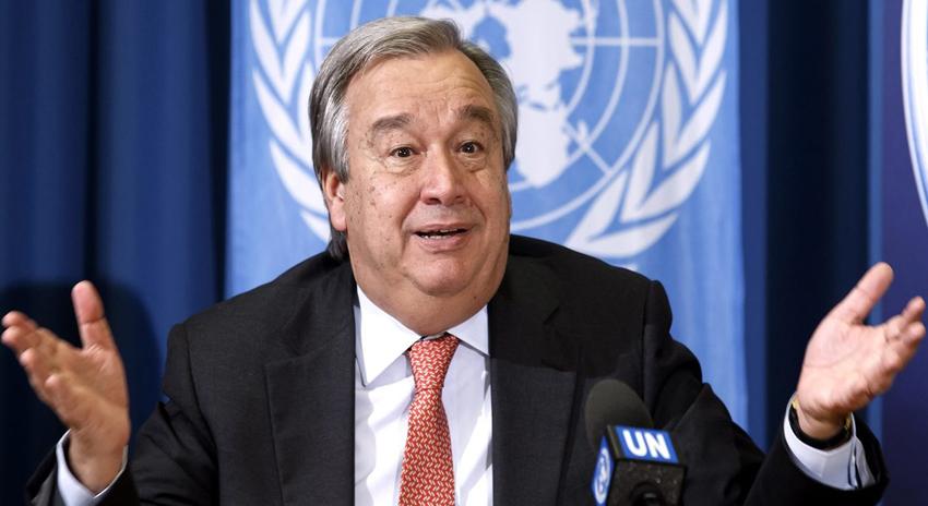 Photo of اقوام متحدہ کا ایک بار پھر بھارت اور پاکستان سے کشیدگی ختم کرنے پر زور