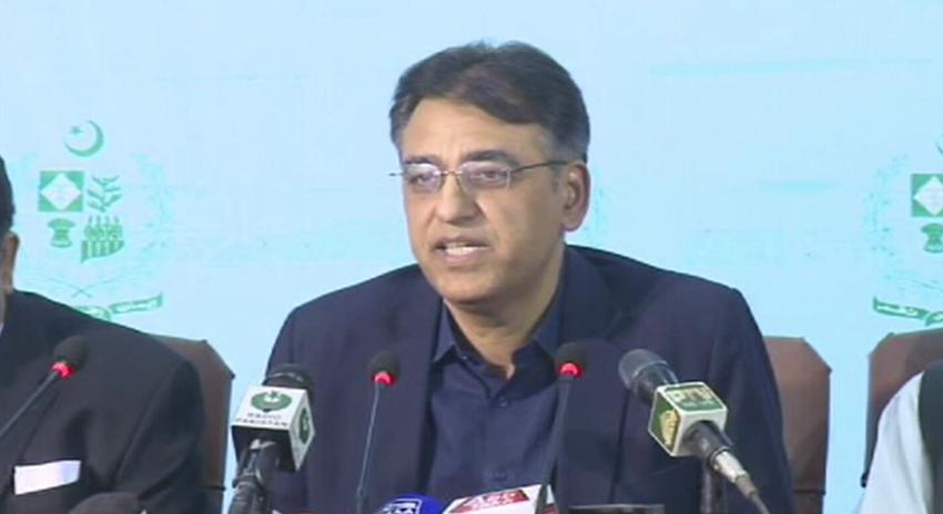 Photo of بھارت پاکستان کو بلیک لسٹ کرنے کیلئے ایف اے ٹی ایف میں لابنگ کررہا ہے: اسد عمر