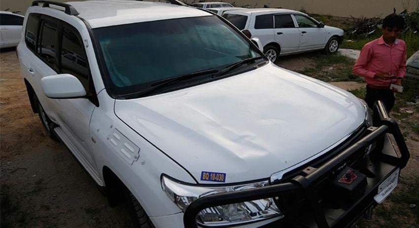 Photo of کراچی، امریکی قونصل خانے کی گاڑی کی ٹکر سے پاک بحریہ کا ملازم زخمی