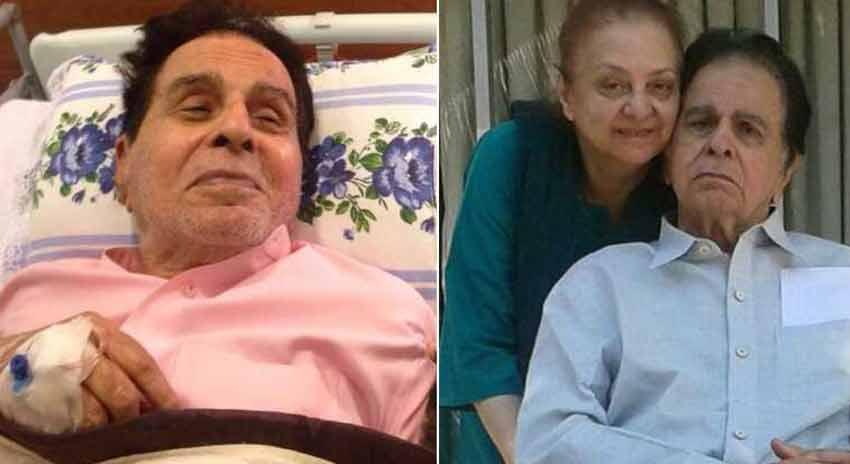 Photo of یوسف خان المعروف دلیپ کمار ہوئے پھر سے بیمار