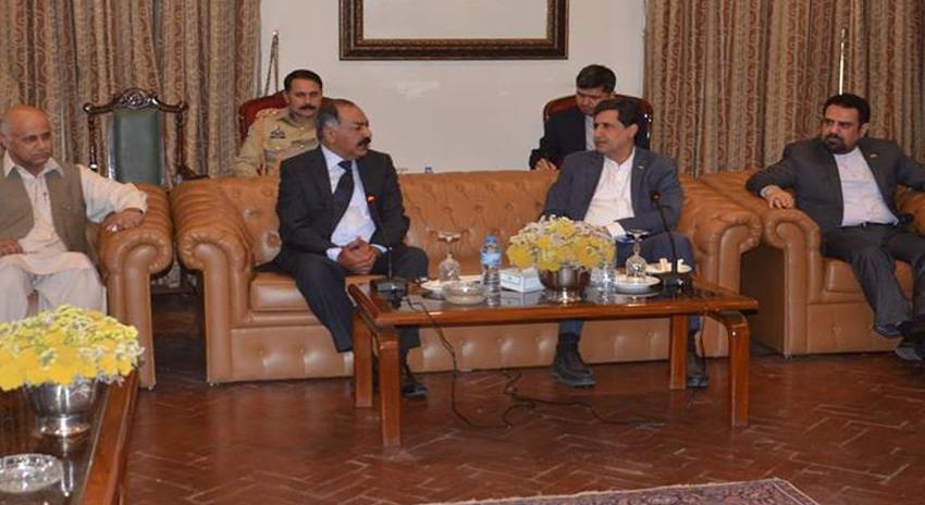 Photo of پاکستان اور ایران خطے میں رونماء ہونیوالی تبدیلیوں سے معاشی فائدہ اٹھائیں، گورنر بلوچستان