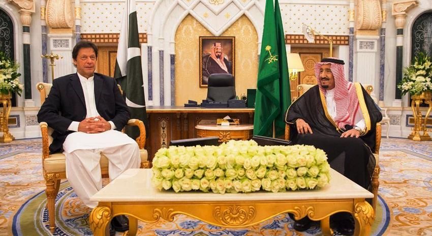 Photo of سعودی عرب کا پاکستان کو 12 ارب ڈالرز کا مالیاتی پیکج دینے کا فیصلہ
