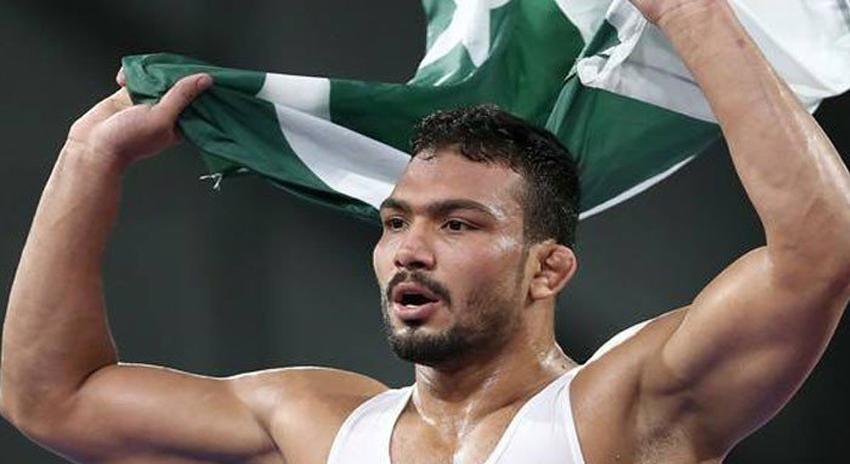 Photo of پاکستانی پہلوان نے مسلسل دوسری باربیچ ورلڈ ریسلنگ چیمپئن شپ جیت لی
