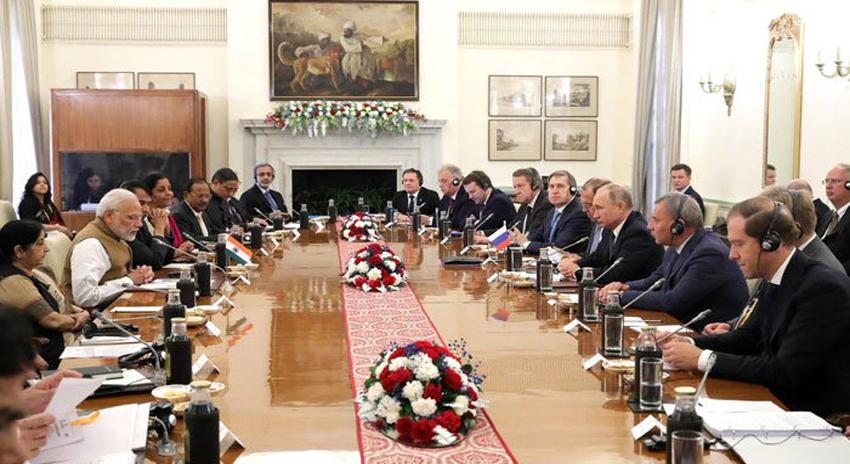 Photo of امریکی تحفظات نظر انداز؛ روس اور بھارت کا اہم فضائی دفائی نظام پرمعاہدے کا اعلان