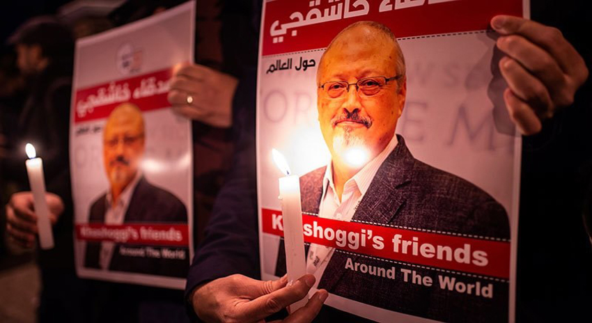 Photo of سعودی عدالت میں جمال خاشقجی کے قتل کے مقدمے کی پہلی سماعت