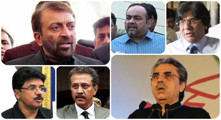 Photo of اشتعال انگیز تقریر: 21 مقدمات میں فاروق ستار، عامر خان اور دیگر پر فرد جرم عائد