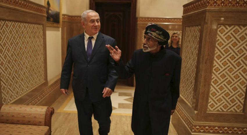 Photo of سلطنت عمان نے اسرائیل کو تسلیم کرنے پر آمادگی ظاہر کردی