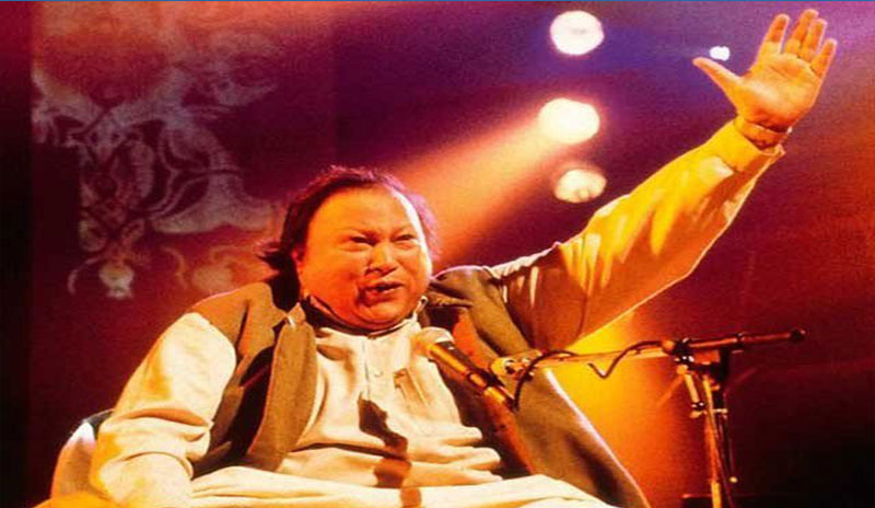 Photo of شہنشاہ قوالی نصرت فتح علی خان کی 70 ویں سالگرہ
