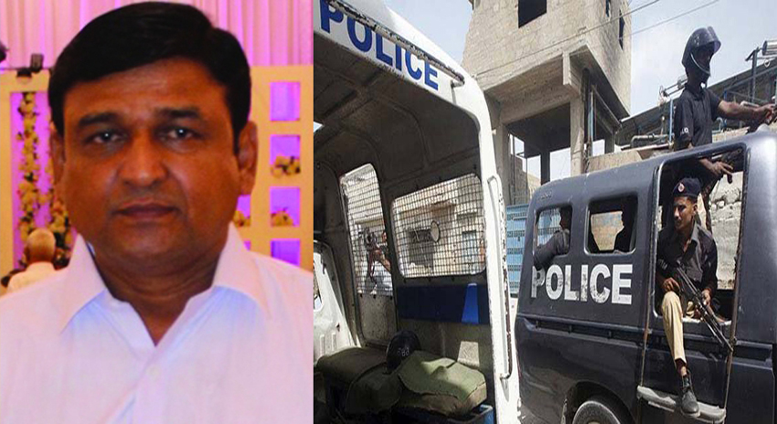Photo of نیو کراچی میں فائرنگ، پولیس اہلکار سید احمد رضوی جاں بحق