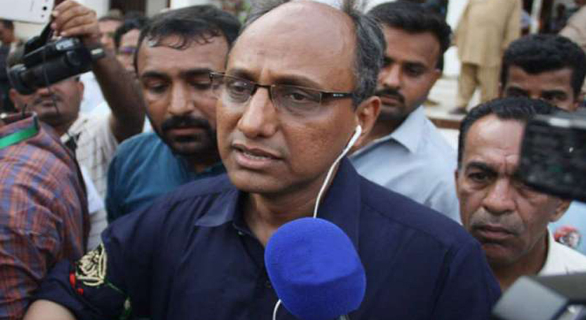 Photo of وزیر بلدیات کا کراچی میں آئے روز بجلی کے بریک ڈاؤن پر تشویش کا اظہار