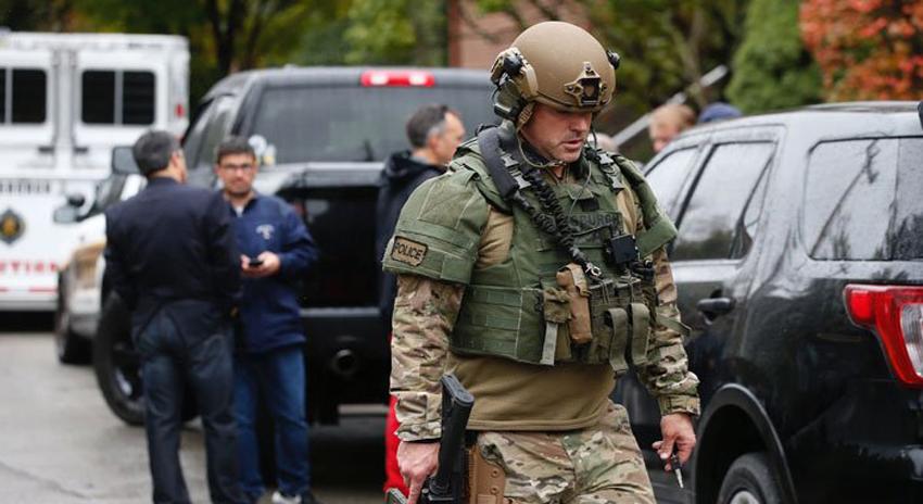 Photo of امریکا میں یہودی عبادت گاہ میں فائرنگ سے 8 افراد ہلاک