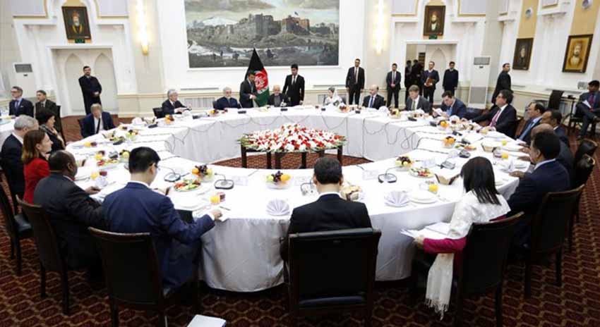 Photo of افغان امن عمل کیلئے جنیوا میں 2 روزہ 'افغان کانفرنس' کا انعقاد