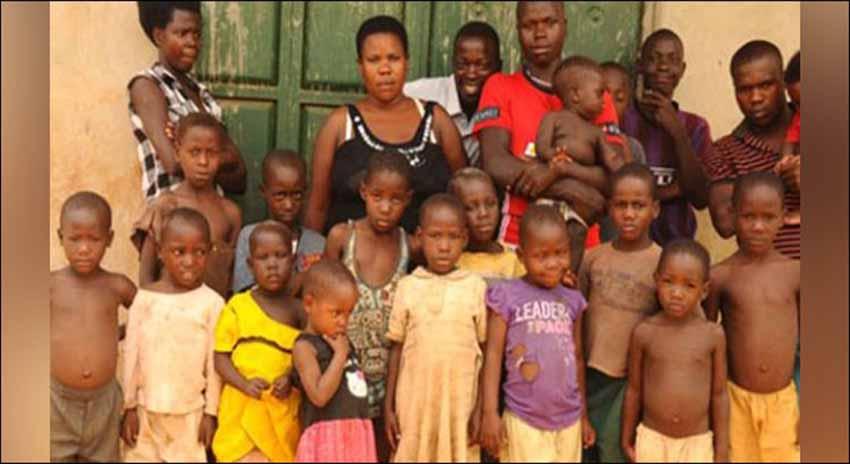 Photo of اڑتیس سالہ خاتون 44 بچوں کی ماں