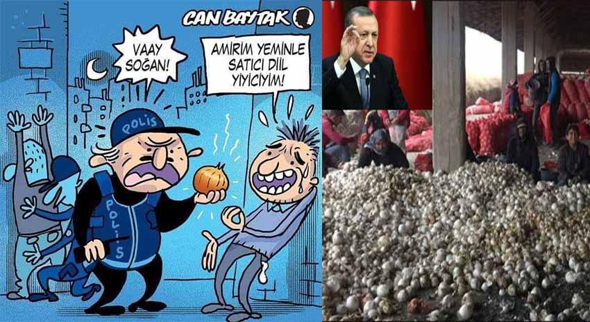 Photo of ترکی میں پیاز کا بحران، پیاز دہشت گرد تنظیم قرار