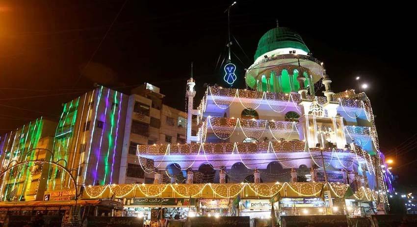 Photo of عید میلاد النبی ﷺ؛ سندھ حکومت کا 12 ربیع الاول کو چھٹی کا اعلان