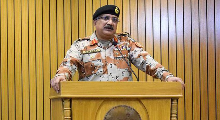 Photo of کراچی میں دیرپا، بہتر طریقے سے امن کے لئے پولیس نفری بڑھانے کی ضرورت ہے، ڈی جی رینجرز