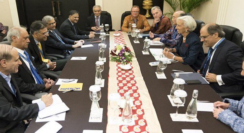 Photo of آئی ایم ایف سے مذاکرات مکمل، یادداشت کی تیاری شروع