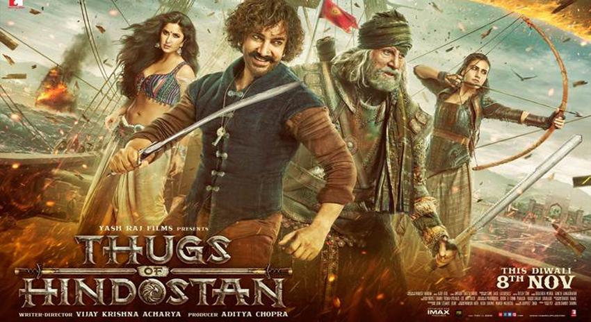 Photo of فلم 'ٹھگز آف ہندوستان' کی ناکامی ڈسٹری بیوٹرز کو لے ڈوبی