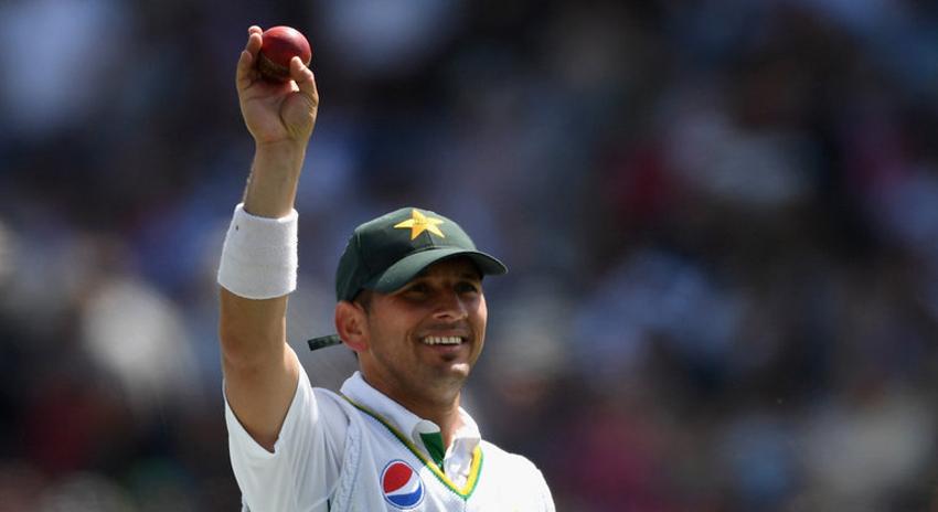 Photo of یاسر شاہ ایک میدان میں 50 ٹیسٹ وکٹیں لینے والے تیسرے پاکستانی بن گئے